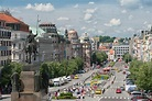 Wenceslas Square (Václavské náměstí) - Prague.eu