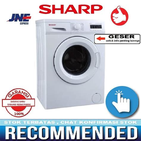 Maybe you would like to learn more about one of these? Jual SHARP Mesin Cuci ES-FL862, garansi RESMI SHARP - Kota ...