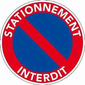 Panneau Interdit De Stationner : panneau en pvc interdiction de stationner panneau pvc ~ Dailycaller-alerts.com Idées de Décoration