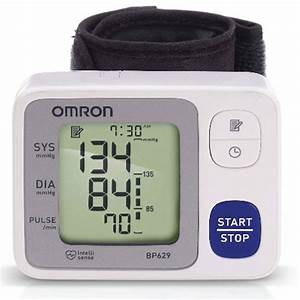 Omron 3 Series Wrist Blood Pressure Monitor Review