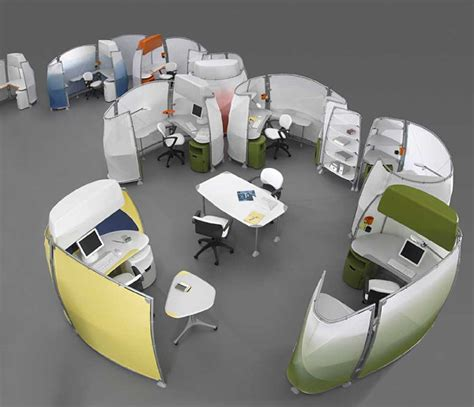 office spaces amazing cubicles with modern office spaces amazing cubicles with modern style