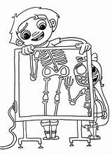Coloring Pages Radiology Ray Template Sketch sketch template