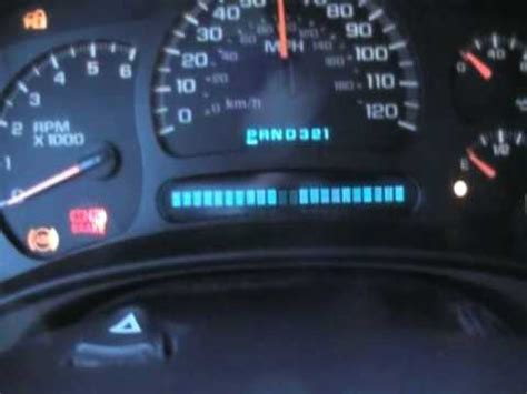 instrument panel cluster malfunction youtube wiring lights diagram