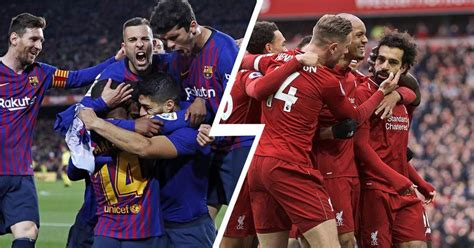 Champions League Semifinal second leg Barcelona vs ...