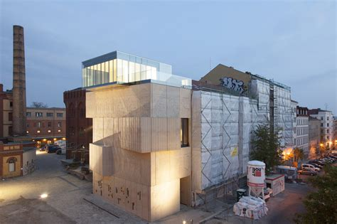 Amsterdam Museum Foundation by Tchoban Foundation Museum For Architectural Drawing
