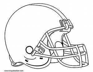 Football Helmet Coloring Pages To Download And Print For Free