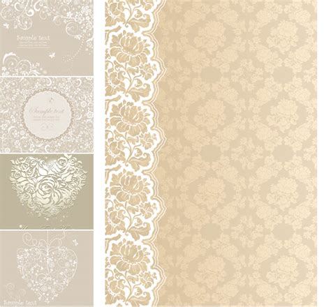 wedding vector beige wedding background vector free vectors images in eps and ai format