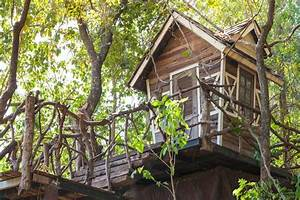 Baumhaus Für Kinder : ein garten f r kinder baumhaus selber bauen so geht s ~ Orissabook.com Haus und Dekorationen