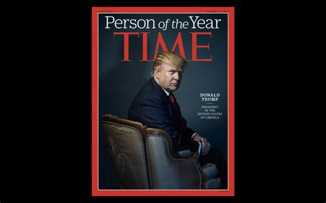 trump guardian person he turned down year donald says magazine president