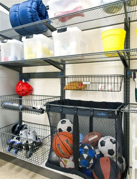 garage sports storage time to sort out the mess 20 tips for a well organized