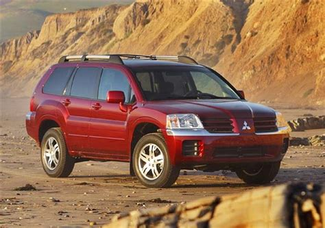 2004 Mitsubishi Endeavor Review by Used Vehicle Review Mitsubishi Endeavor 2004 2007 Autos Ca