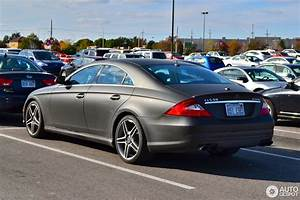 Mercedes 55 Amg : mercedes benz cls 55 amg 7 november 2013 autogespot ~ Medecine-chirurgie-esthetiques.com Avis de Voitures