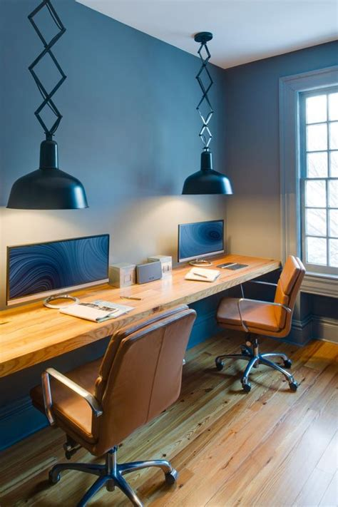 long desks for home office the perfect office bagel gesture chair nest and office