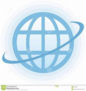 Globe Vector Icon Royalty Free Stock Image - Image: 5949946