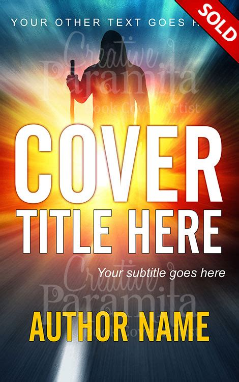 faith premade book cover