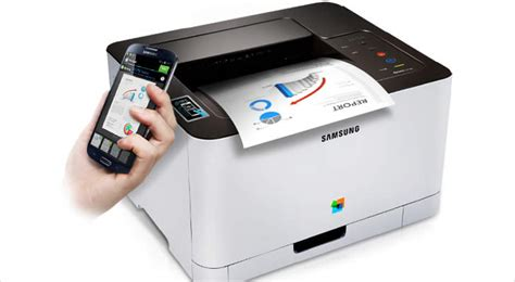 how to print from samsung phone samsung printer xpress c410 460 series review usability