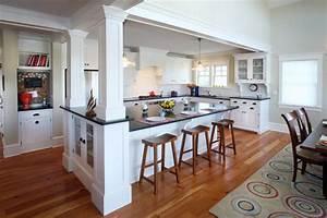 Beach House Kitchens - Beach Style - Kitchen