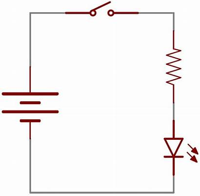 Switch Diagram Schematic Circuit Led Button Circuits