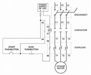 110 Volt 3 Phase Wiring Diagram