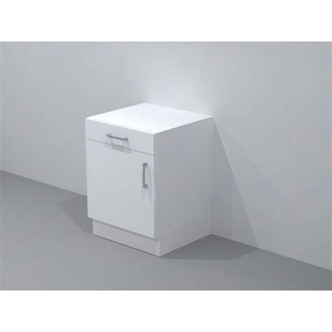 meuble bas cuisine 1 porte meuble bas de cuisine 1 porte 1 tiroir largeur 50cm
