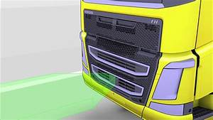 Volvo Trucks - Adaptive Cruise Control Keeps Safe Distance