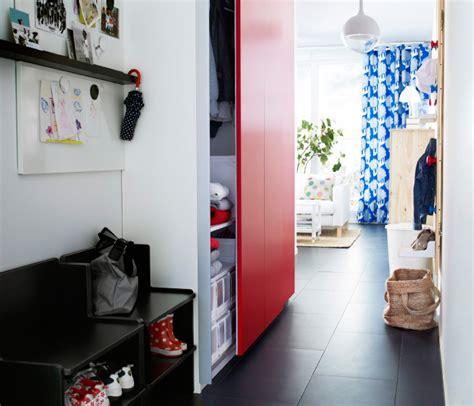 ikea armoire bureau krappe hal smalle garderobekast