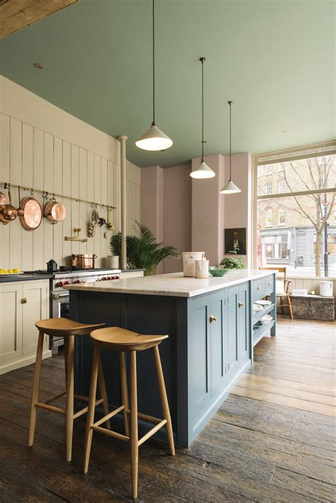 devols kitchen showroom  clerkenwell london design