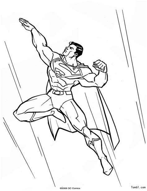 Süper Kahraman Boyama Sayfaları Resimlere Göre Ara Red