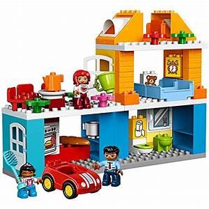 Spielzeug Jungs Ab 2 : lego duplo 10835 familienhaus kleinkind spielzeug ab 2 jahren vos ~ Orissabook.com Haus und Dekorationen