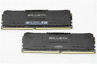 Ballistix Crucial Memory Gaming Ddr4 Mhz Cl16