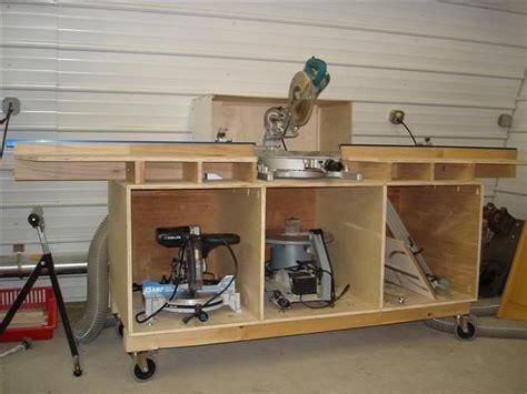 show   miter  tables  garage journal board