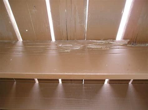 deck repairs basic areas    check