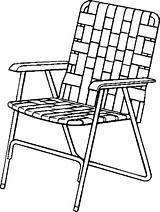 Chair Coloring Drawing Lawn Folding Patio Clipart Lawnchair Chairs Furniture Clip Camping Iron Line Directors Cliparts Printable Clipartmag Getdrawings Library sketch template