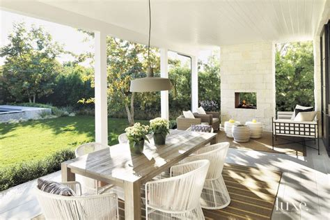 Modern Outdoor Space  Backyards And Outdoor Living