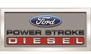 Ford Powerstroke Diesel Logo