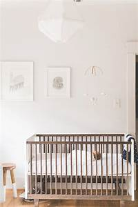 Finn39s neutral modern boy39s nursery nursery kids room for Modern unisex nursery ideas