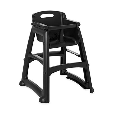 rubbermaid commercial sturdy chair youth seat high chair