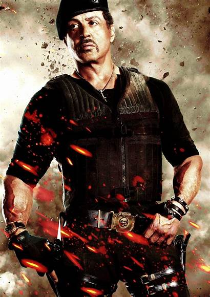 Stallone Expendables Sylvester Artwork Wallpapers Movie Posters