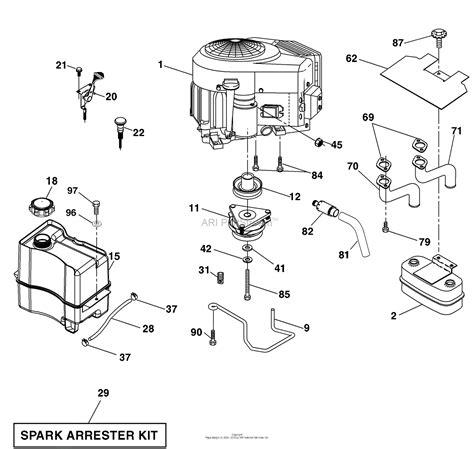 husqvarna  ls    parts diagram