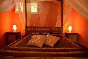 Couleur Chaude Pour Une Chambre. idee deco pour chambre a coucher ...