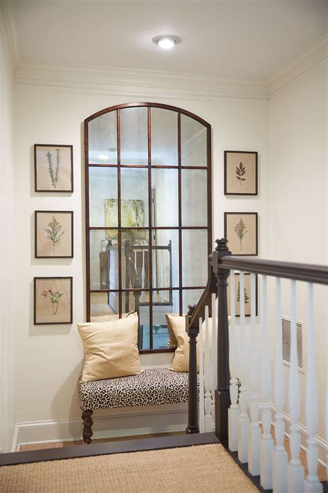 Ideas For Upstairs Landing by 10 Ways To Fill A Blank Wall Updated House Decs Home