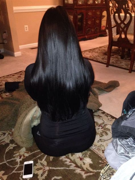 How To Shiny Black Hair 72 best images about hair on hair
