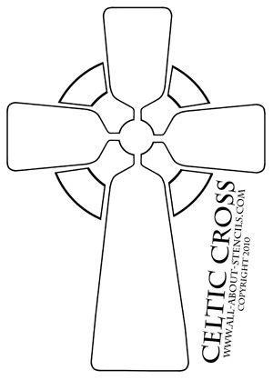 click    christmas craft ideas cross art