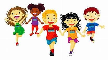 Preschoolers Clipart Fall Fun Cartoon Having Clipground