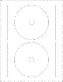label templates ol  full face cd