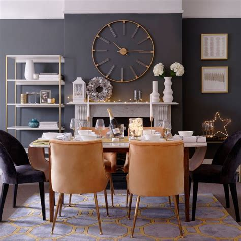 Cool Dining Room Design For Stylish Entertaining by Modern Dining Room Pictures Ideal Home