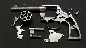 Colt 1917 Army Revolver Restoration - Part 1
