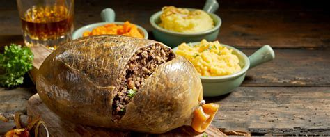 Haggis  The Robbie Burns Day Classic   The Healthy
