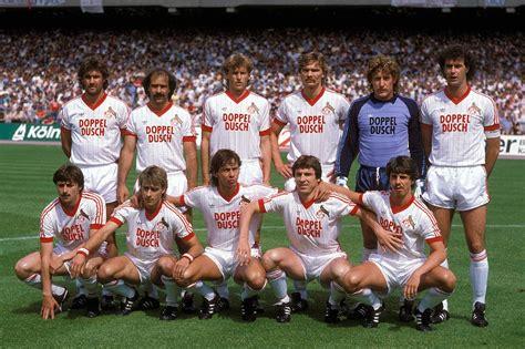 Der klub entstand am 13. 1. FC Köln | Cologne derby in the Cup final