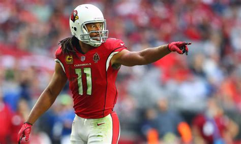cardinals expect larry fitzgerald  play  bears  week